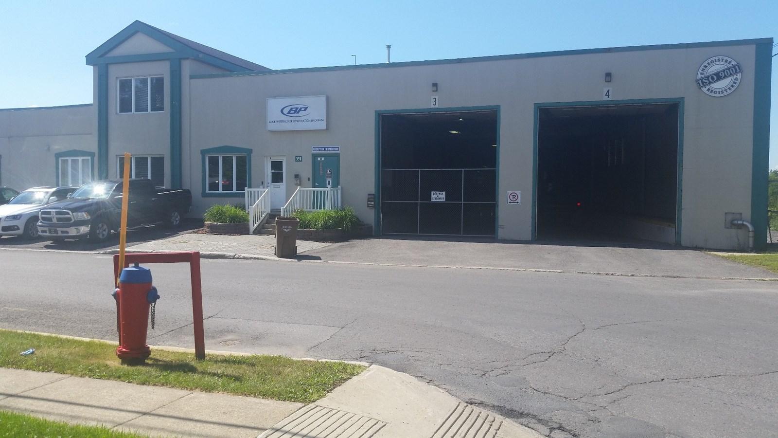 L 39 usine mat riaux de construction bp ferme ses portes le journal de jol - Materiaux de construction innovants ...