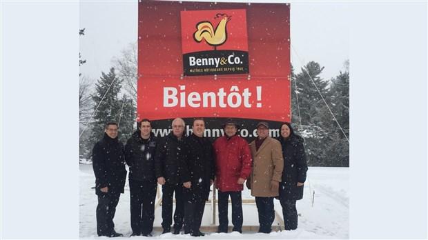 Benny co rawdon d m nage l t 2017 le journal de joliette - Benny commande en ligne ...