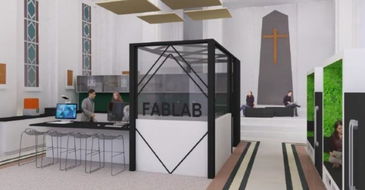 Le college esther blondin presente son fablab le journal for College esther blondin piscine