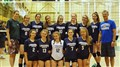Superbe performance de Lanaudiere 1 en volleyball feminin